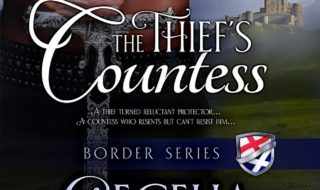 Interview With Historical Romance Author Of The Border Series: Cecelia Mecca