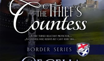The Border Series - The Thief's Countess