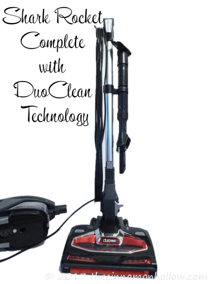 Spring Clean Multiple Surfaces With Shark Rocket