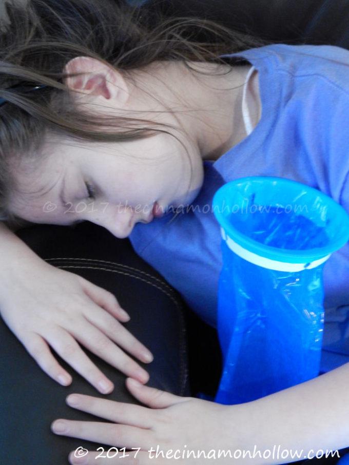 Pfizer Pediatrics - Sick Day Survival Kit