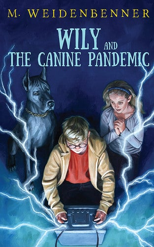 Check Out Wily And The Canine Pandemic By Michelle Weidenbenner