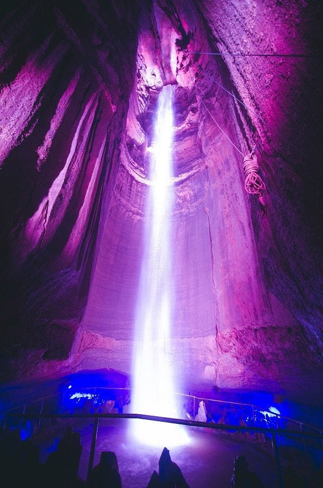 Chattanooga Ruby Falls