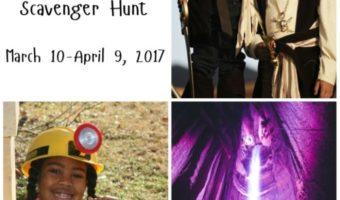Go On An Adventure During The Chattanooga Spring Break Safari & Scavenger Hunt
