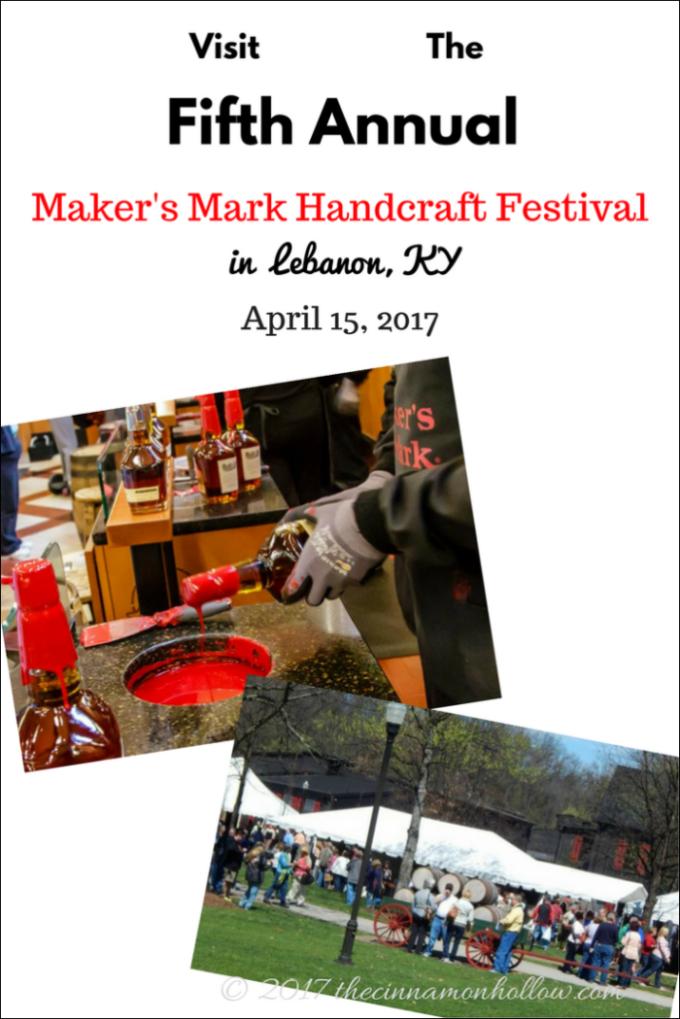 Maker's Mark Handcraft Festival