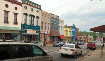 Harrodsburg, Kentucky