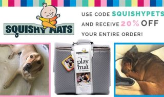 Save 20% Off Squishy Mats