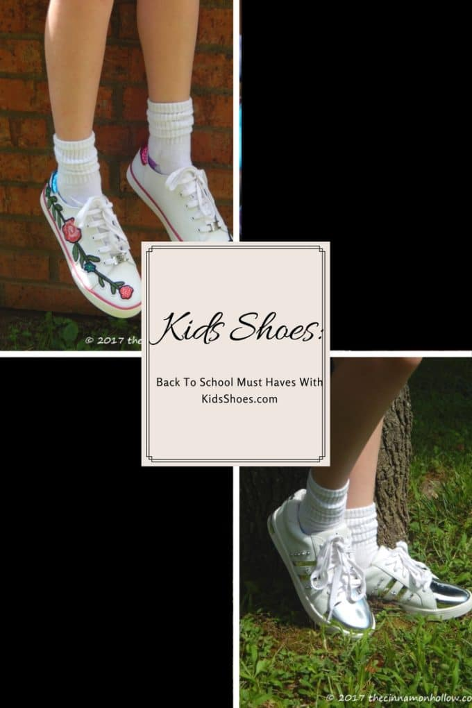 Kids Shoes: Back To School Must Haves With KidsShoes.com