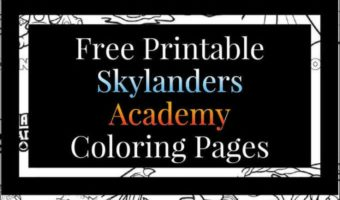 Free printableSkylanders Academy Coloring Pages for you to download