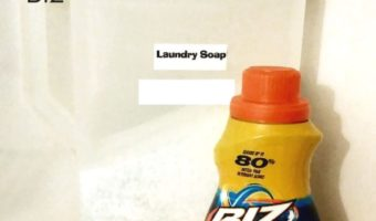 Remove Stains From Laundry Pile