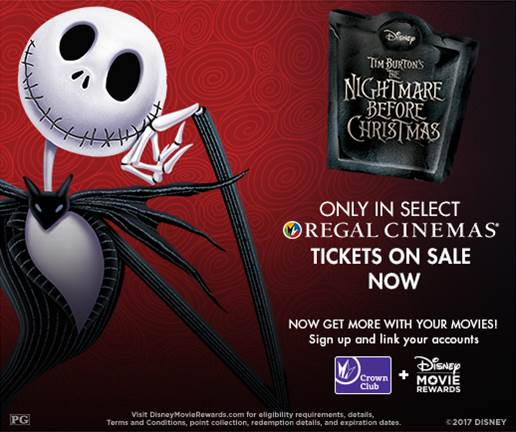 Jack Skellington: The Nightmare Before Christmas