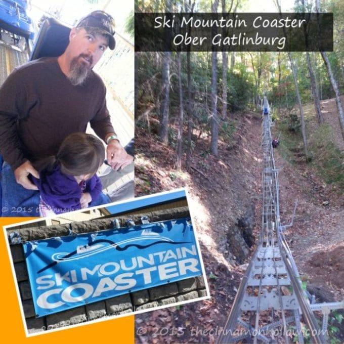 Ski Mountain Coaster At Ober Gatlinburg