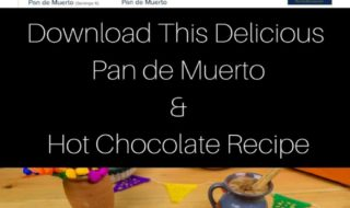 Download This Pan de Muerto & Hot Chocolate Recipe