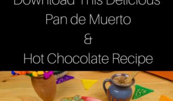 Pan de Muerto & Hot Chocolate Recipe