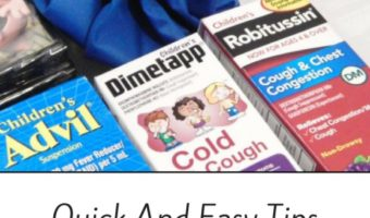 Quick And Easy Tips To Prepare For Cold And Flu Season