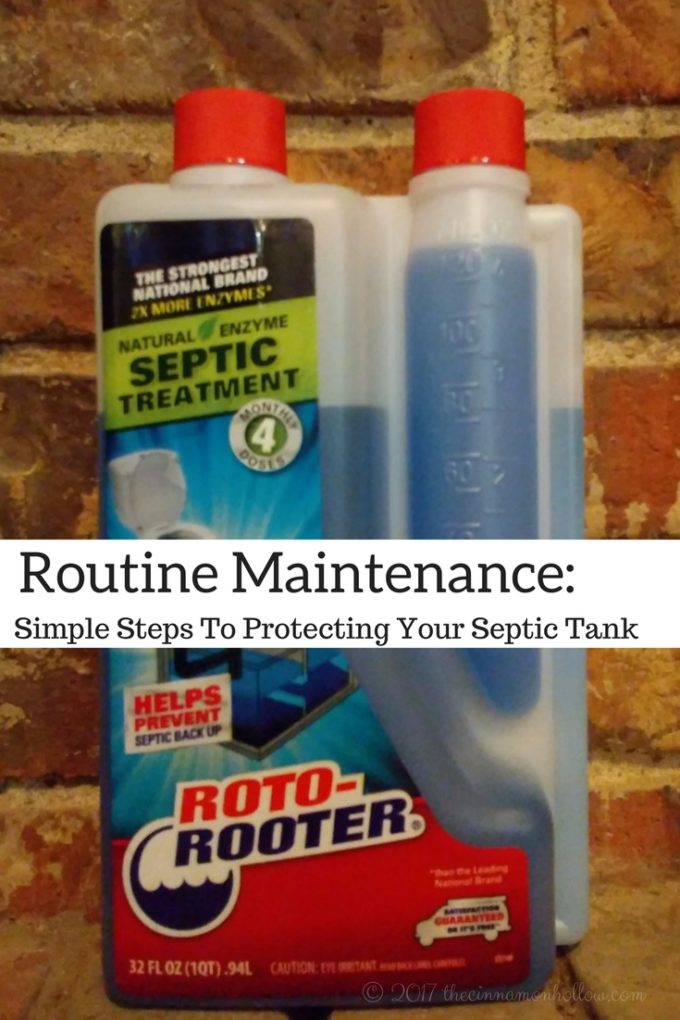 Routine Maintenance: Simple Steps To Protecting Your Septic Tank