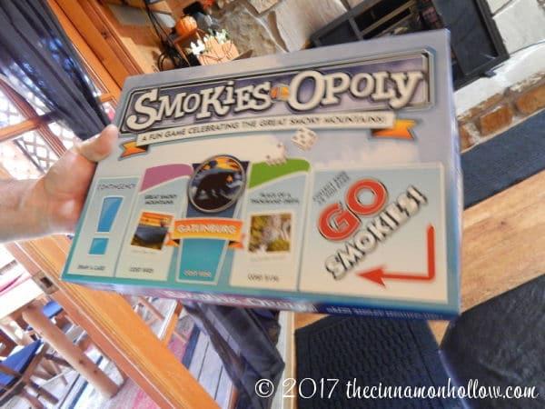 Hapey Memories Cabin Smokies-Opoly
