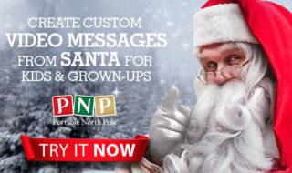Make Christmas Magic With Portable North Pole