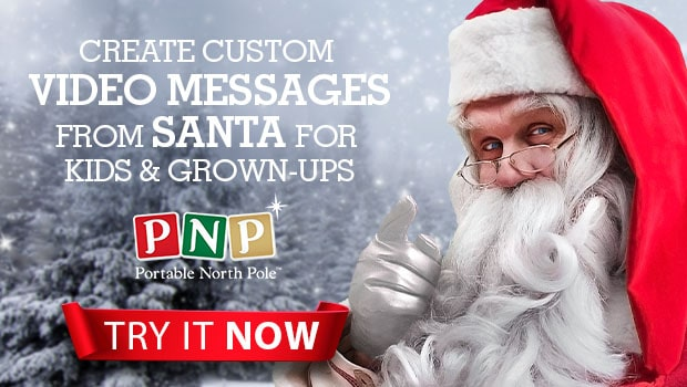 Make Christmas Magic With Portable North Pole