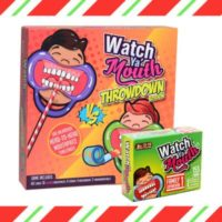 Family Game Night With Watch Ya' Mouth Throwdown Edition