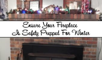 Ensure Your Fireplace Is Safely Prepped For Winter