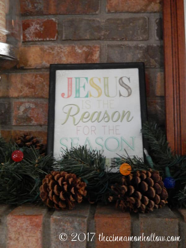Christmas Decorations Ideas: Jesus Is The Reason For The Season