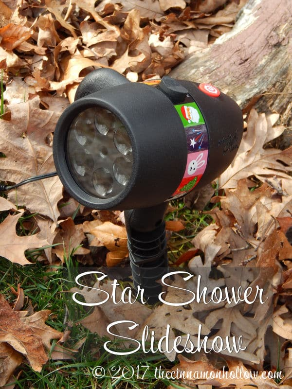 Christmas Decorations Ideas: Star Shower Slideshow