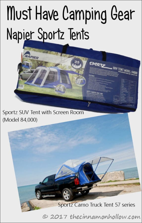 Take A Romantic Weekend Getaway In A Napier Sportz Truck Tent