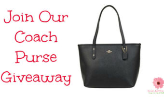 Enter To Win A Gorgeous Bag In Our Coach Purse Giveaway
