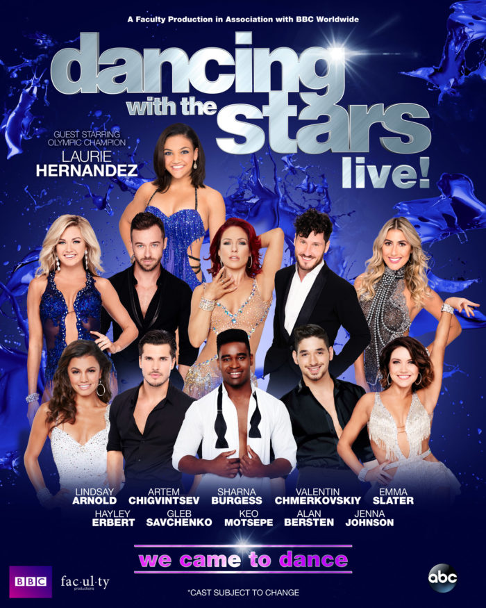 Dancing With The Stars Live – We Came To Dance!