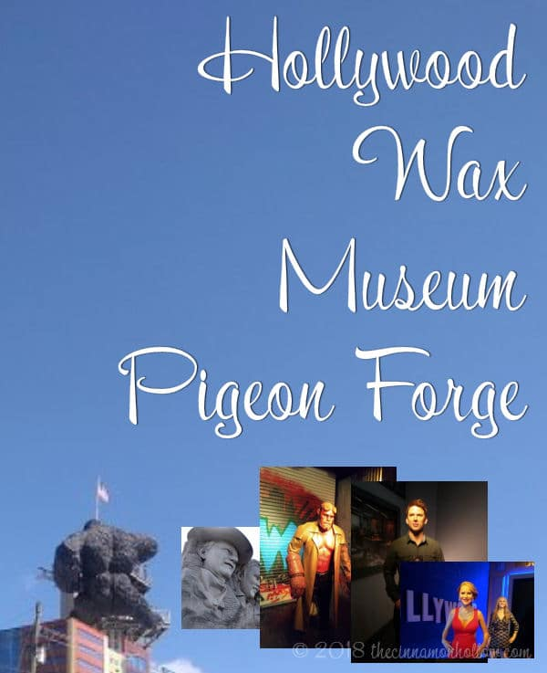 Visit The Hollywood Wax Museum And Castle Of Chaos!