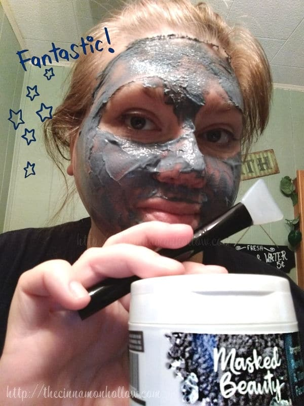 Masked Beauty Purifying Charcoal and Diamond Facial Masks