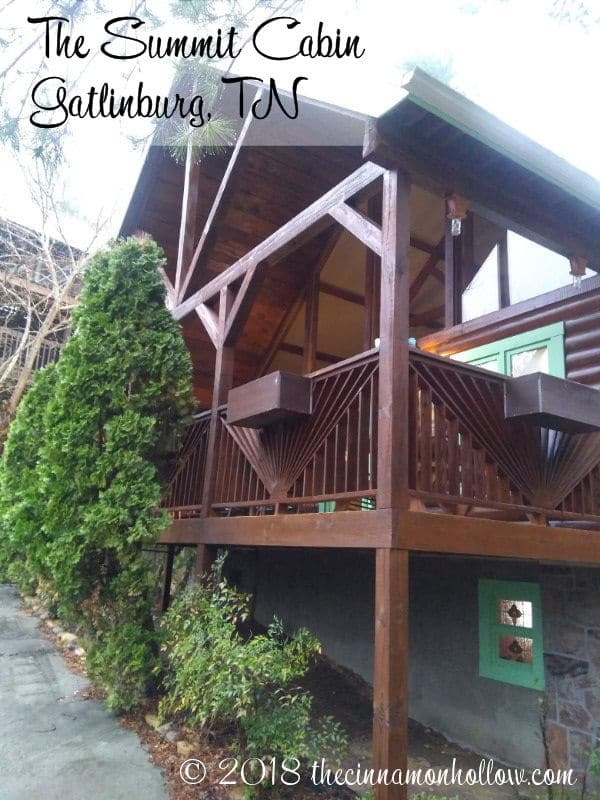 Stay At The Summit Cabin For A Relaxing Getaway!