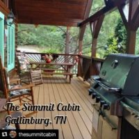 Looking Forward To Spectacular Views At The Summit Cabin!