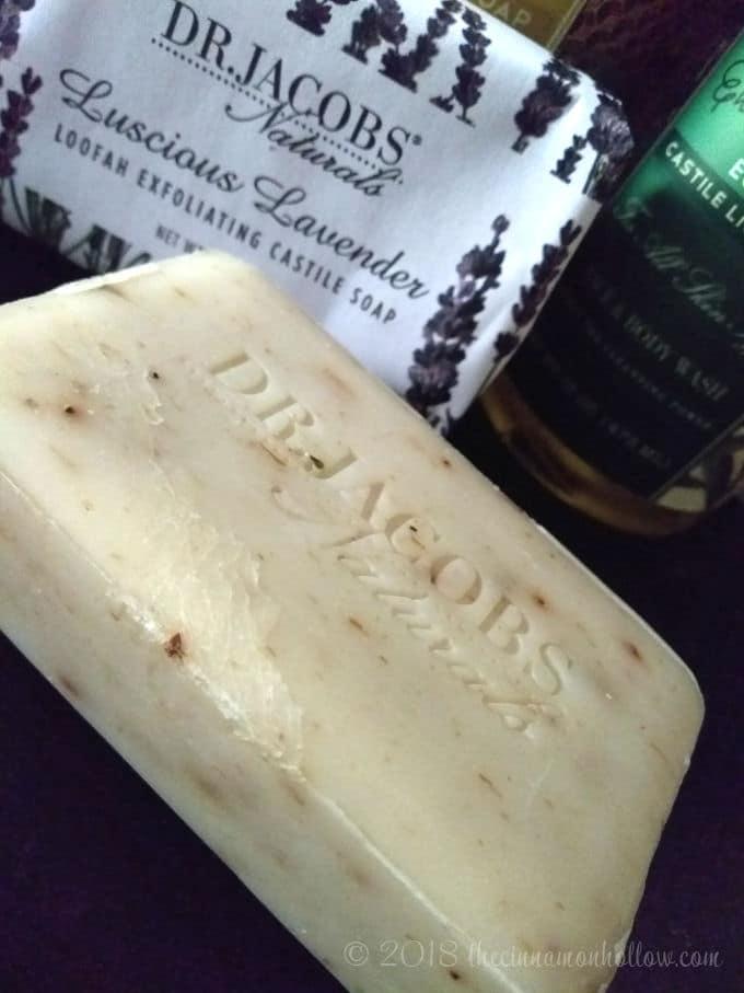 Dr. Jacob's Naturals Luscious Lavender Soap