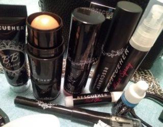 RESCUEHER Bronzer, Lipgloss, etc