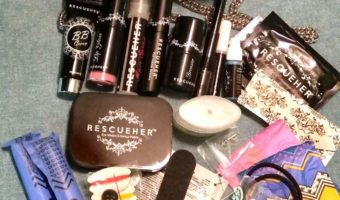 RESCUEHER Day/Night Essentials Rescue Kit. Travel bag