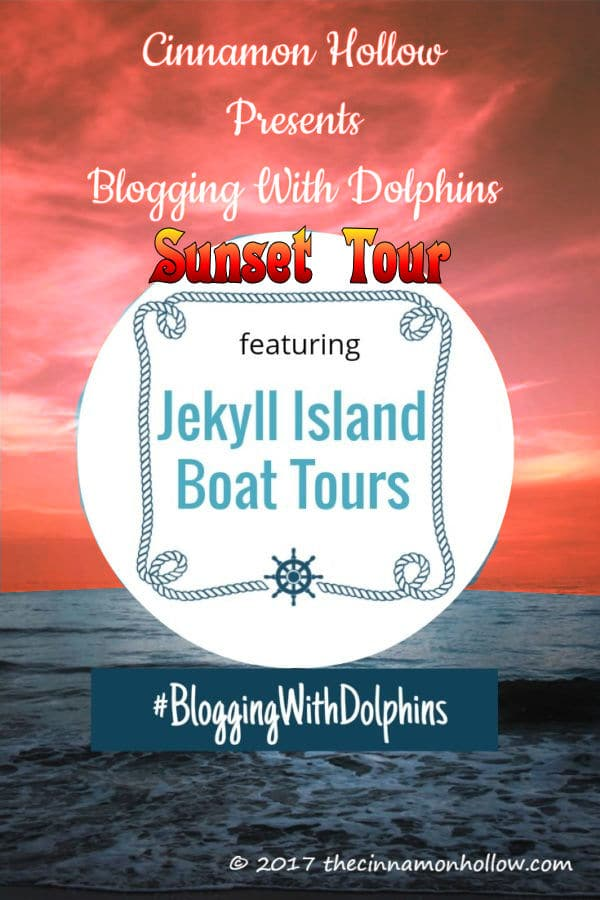 Looking Forward To Our Jekyll Island Sunset Dolphin Tour!