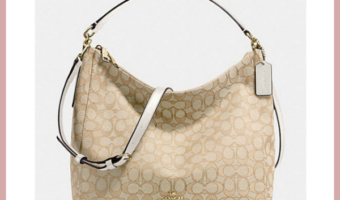Coach Convertible Hobo Purse