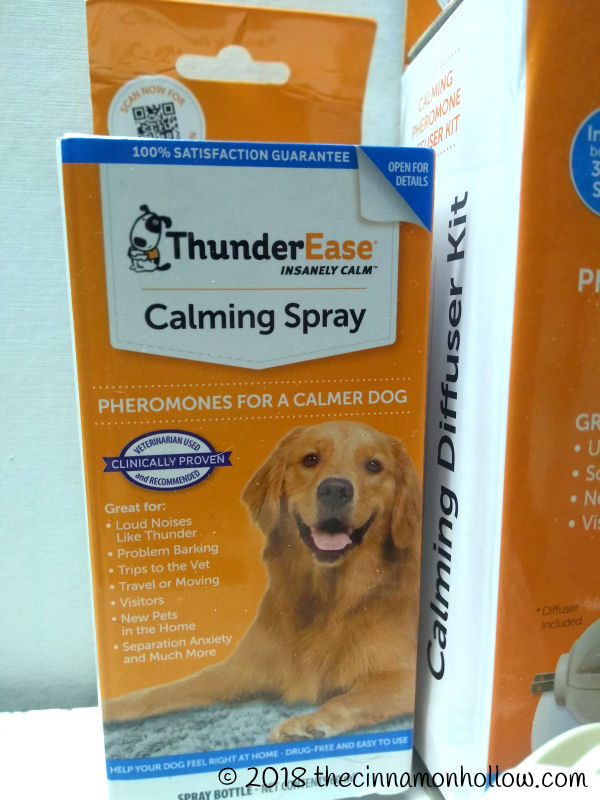 ThunderEase® Calming Spray For Pet Anxiety