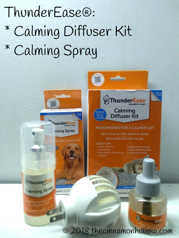 ThunderEase® Calming Products For Pet Anxiety