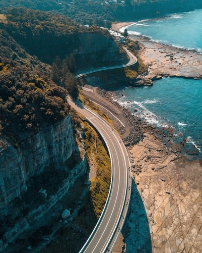 Family Road Trip In Australia
