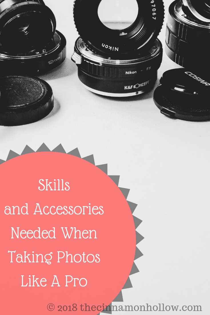 Tips For Taking Photos Like A Pro