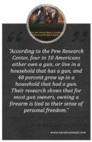 Alcatraz East Gun Owners Quote