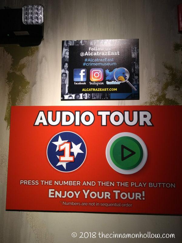 Alcatraz East Museum Audio Tour And Social Cards