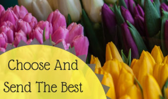 Choose And Send The Best Flower Bouquet Online