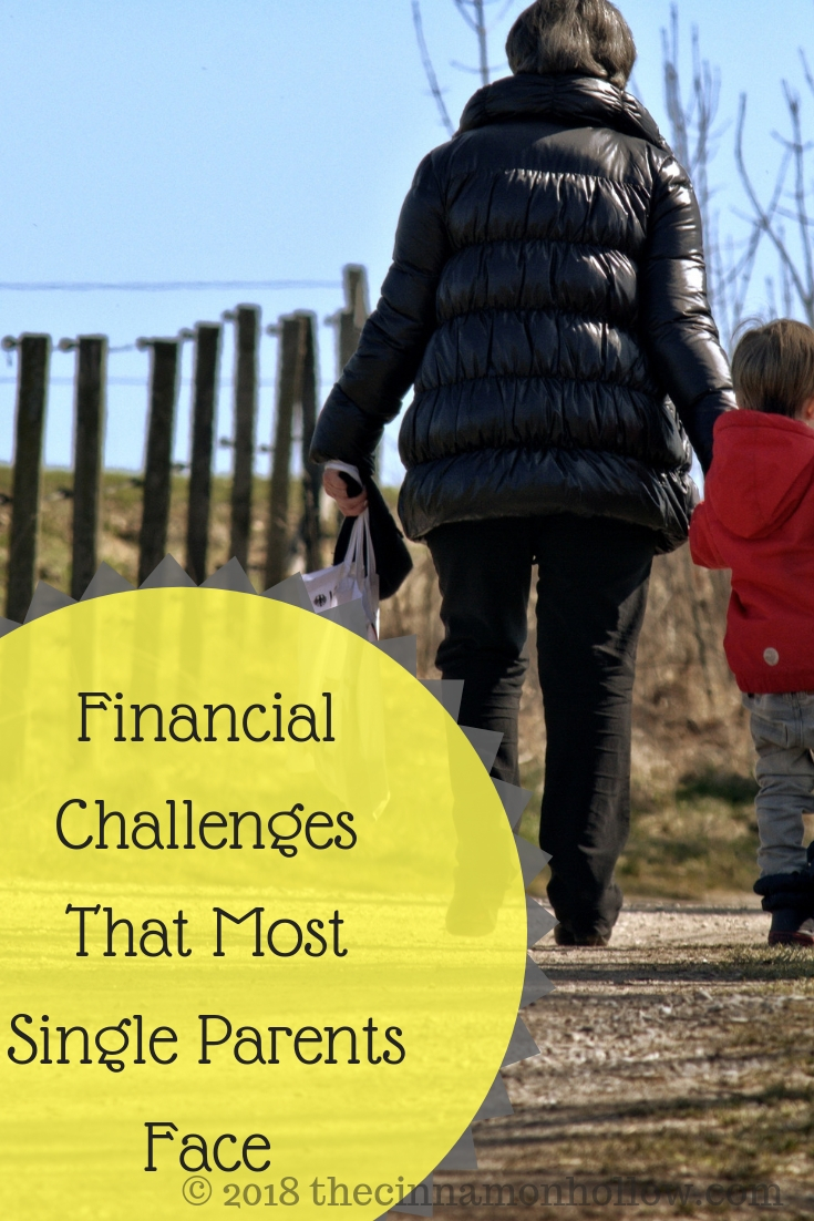 Financial Challenges That Most Single Parents Face