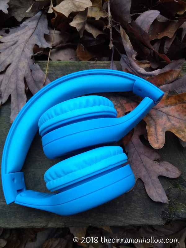 Lil Gadgets Connect+ Fold-able Kids Headphones
