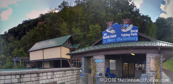 Ober Gatlinburg Ski Mountain Coaster And Snow Tubing