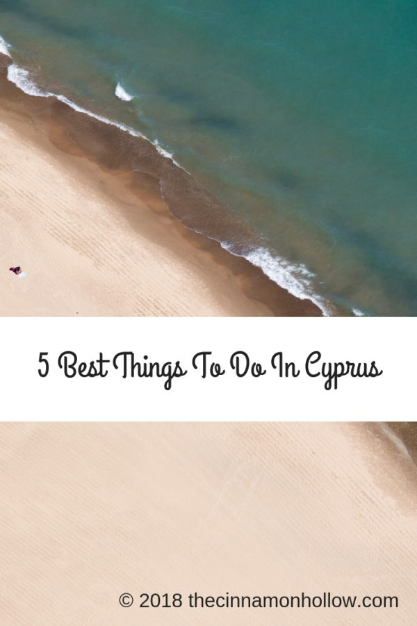 5 Best Things To Do In Cyprus