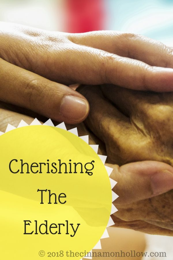 Cherishing The Elderly